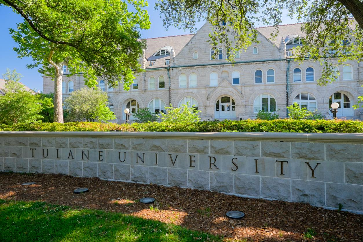 Tulane University New Orleans